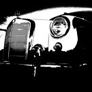 1959 Mercedes-Benz by Clayton  Turner