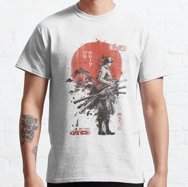 Roronoa Zoro Classic T-Shirt