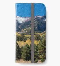 Lockett Meadow - Panoramic iPhone Wallet/Case/Skin