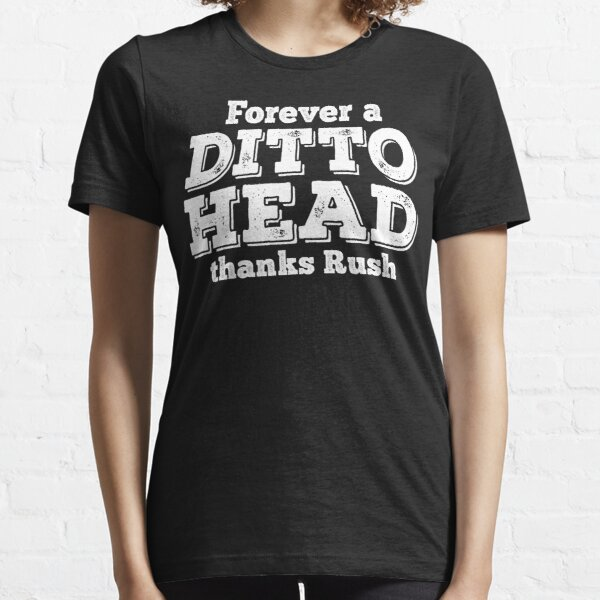 Ditto Head - Rush Tribute Essential T-Shirt