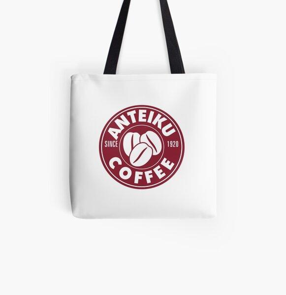 Anteiku Coffee All Over Print Tote Bag