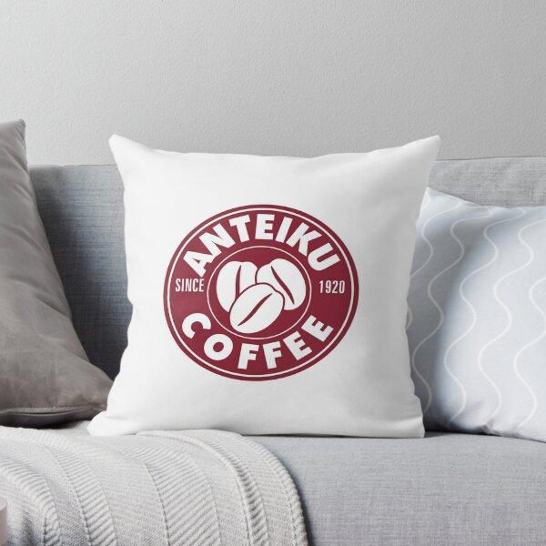 Anteiku Coffee Throw Pillow