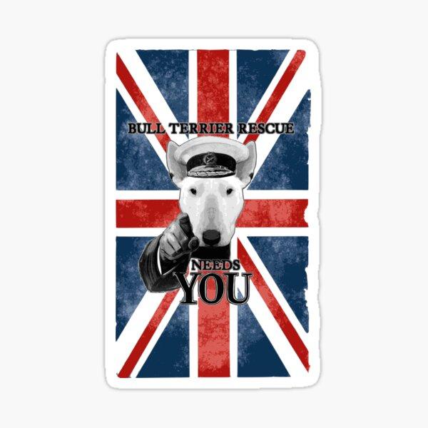 WWI Bully Kitchener Needs YOU! Sticker