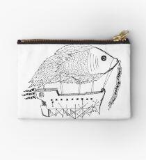 Fish & Ships Studio Pouch