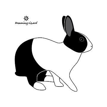 Dutch Rabbit, Britannia Petite by DreamingLizard