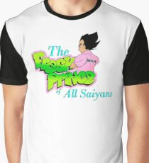 The Fresh Prince of All Saiyans  Graphic T-Shirt