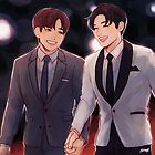Hollywood AU Taekook  by noranb