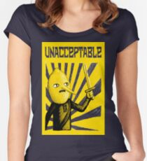 Unacceptable, 2014 Women's Fitted Scoop T-Shirt