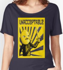 Unacceptable, 2014 Women's Relaxed Fit T-Shirt