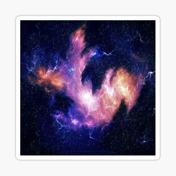 Rise of the phoenix  Sticker