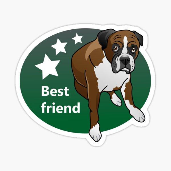 best friend Sticker