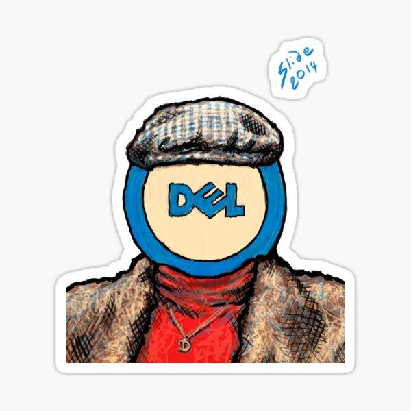 Del, 2014 Sticker