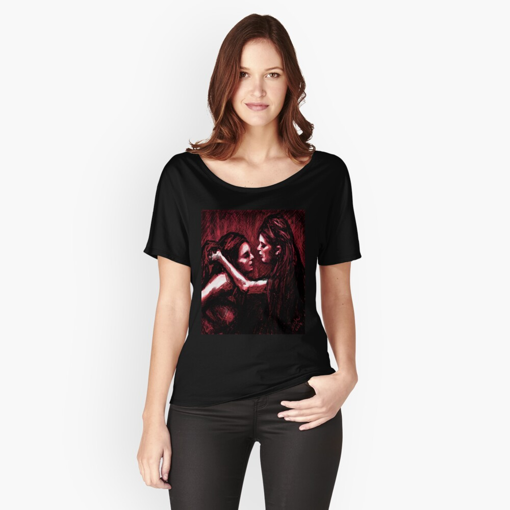 Her Hair, 2014 Relaxed Fit T-Shirt