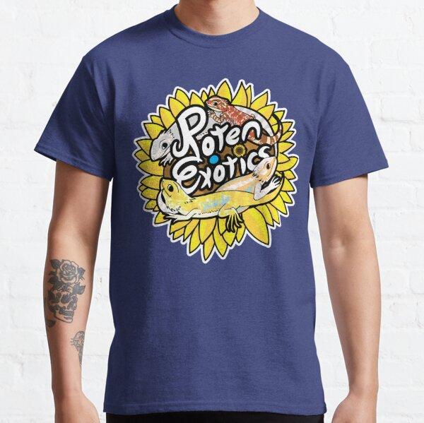 Sunflower Bearded Dragons Classic T-Shirt