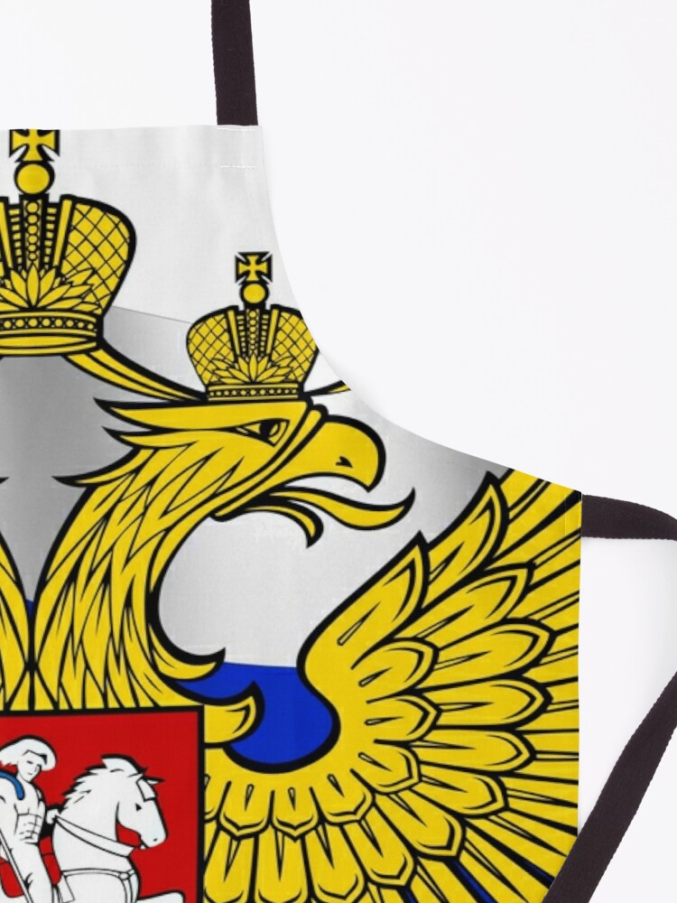 Alternate view of Российский флаг, Флаг российской федерации, Russian flag, Flag of the Russian Federation, Russia, Russian, flag, Russian Federation Apron
