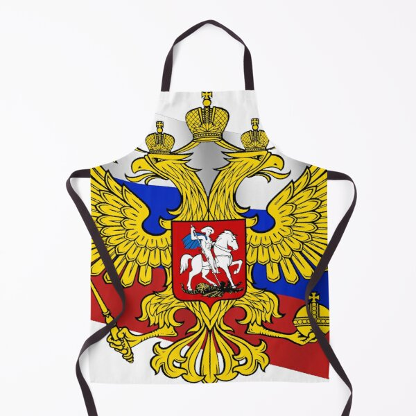 Российский флаг, Флаг российской федерации, Russian flag, Flag of the Russian Federation, Russia, Russian, flag, Russian Federation Apron