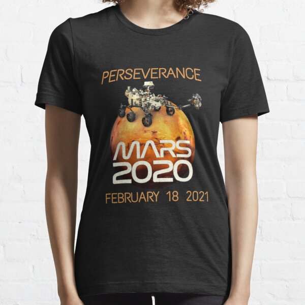 Mars perseverance rover mars 2020  Essential T-Shirt