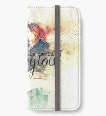Everglow iPhone Wallet/Case/Skin