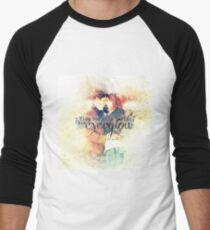 Everglow Men's Baseball ¾ T-Shirt