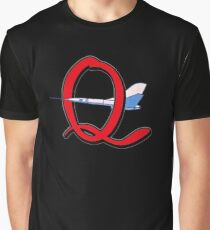 Quest Team's favorite Mode of Transport! Graphic T-Shirt
