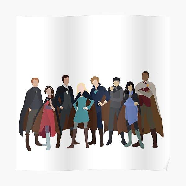 KOTLC Crew Poster