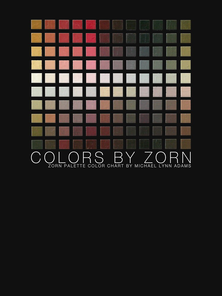COLORS BY ZORN by MichaelLynn