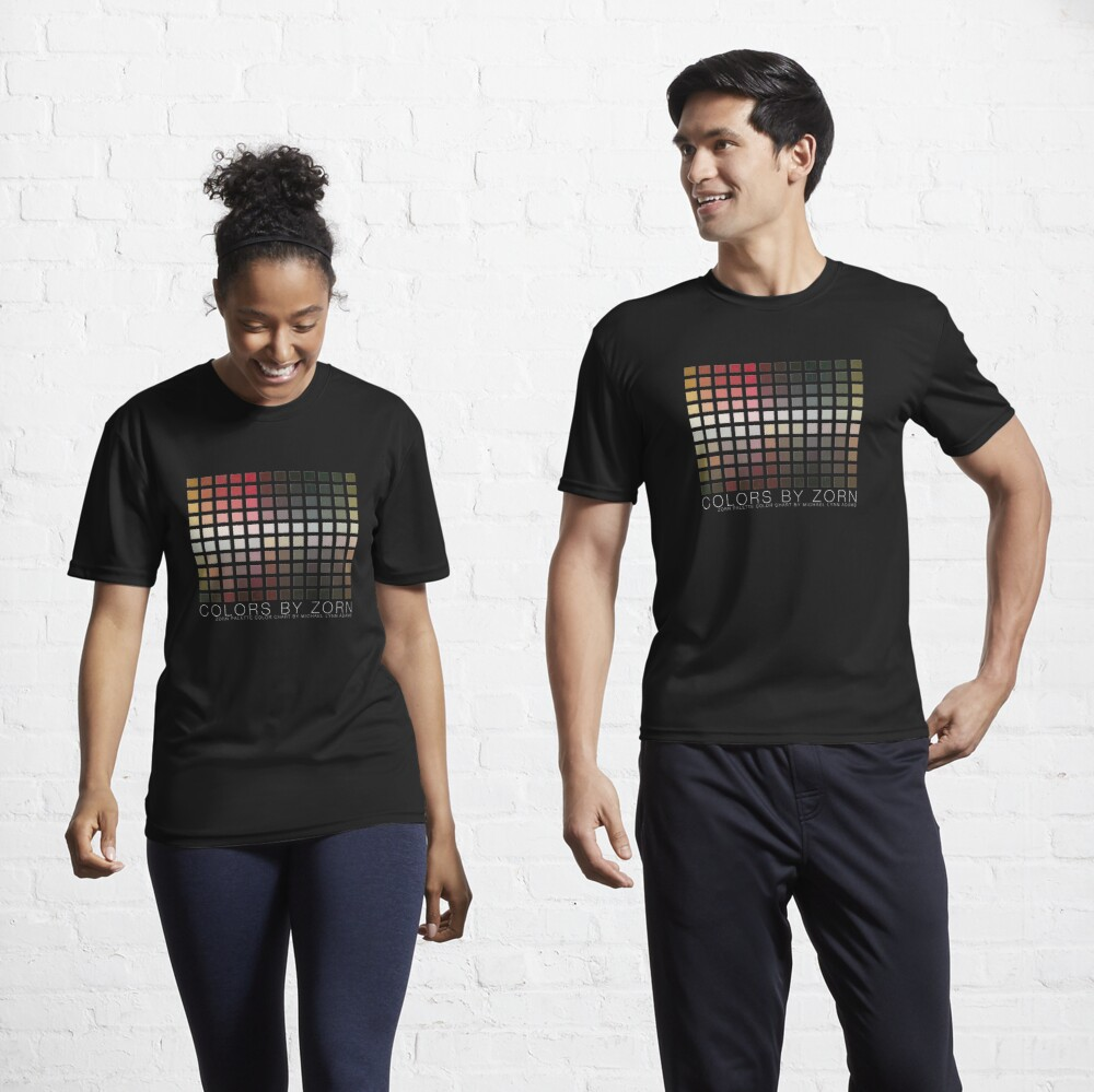 COLORS BY ZORN Active T-Shirt