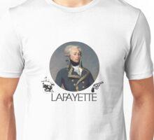 Lafayette Guns and Ships Unisex T-Shirt