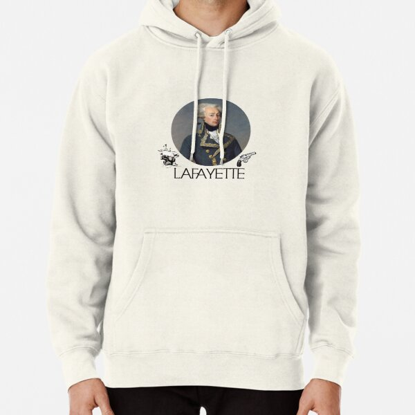 Lafayette Guns and Ships Pullover Hoodie
