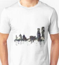 Mississauga, Ontario, Canada Skyline - CRISP Unisex T-Shirt