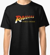 Raiders of The Family Fridge Classic T-Shirt