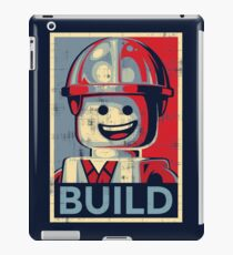 BUILD iPad Case/Skin
