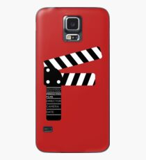 Fergulioso Films Logo Case/Skin for Samsung Galaxy