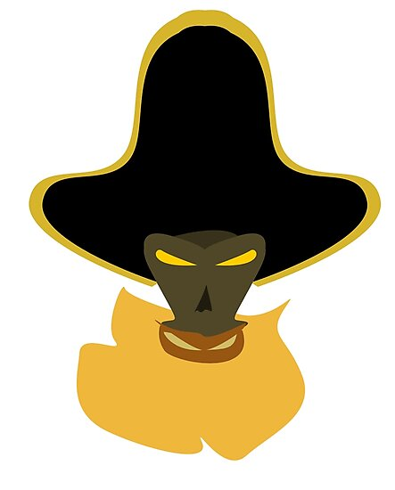 LeChuck by Siobhan Franks