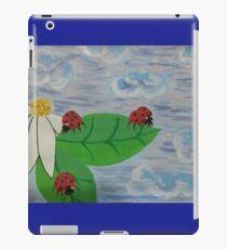 Love Bugs by Diamante Lavendar iPad Case/Skin