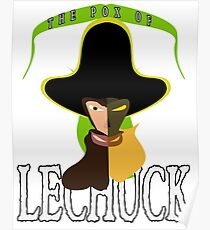The Pox of LeChuck Poster