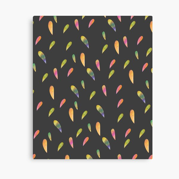 UJFISHER DESIGNS Canvas Print