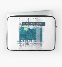 """Monkey Island's: """"From Melee to Monkey and all the islands in between, my love..."""" Laptop Sleeve"""