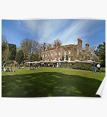 Pashley Manor Poster