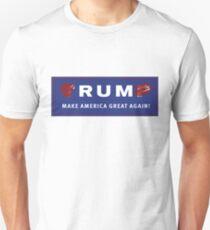 Rum For President Unisex T-Shirt