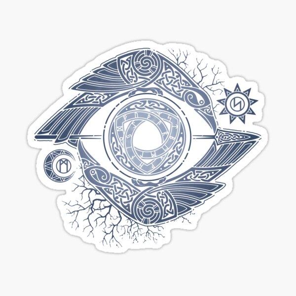 ODIN'S EYE Sticker