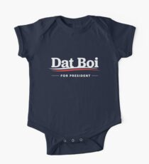 Dat Boi For President T-Shirt Kids Clothes
