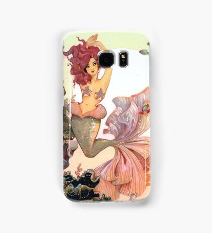 Cherry Mermaid Samsung Galaxy Case/Skin