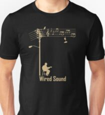 Wired Sound Unisex T-Shirt