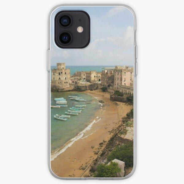 Mogadiscio Somalie Coque souple iPhone