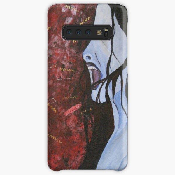 Silent Scream Samsung Galaxy Snap Case