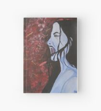 Silent Scream Hardcover Journal