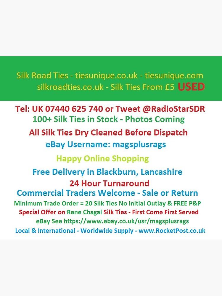 Silk Road Ties - Media i Group (UK) Ltd by DJLancs