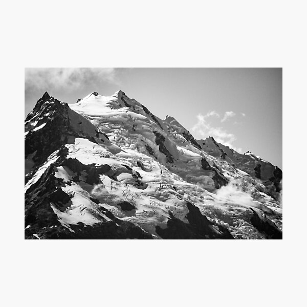 Mt Cook, New Zealand Photographic Print