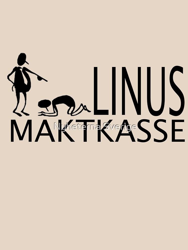 Linus Maktkasse by NyheternaSE
